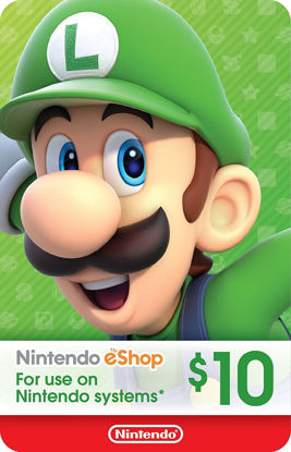 Picture of Nintendo eShop Gift Card $10 (Digital Code)