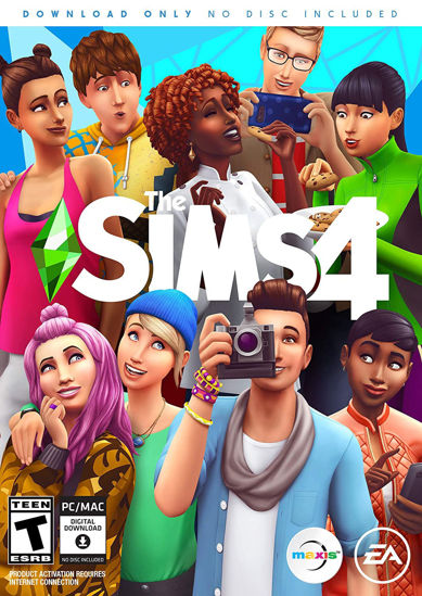 Picture of The Sims 4 (Online PC Game)