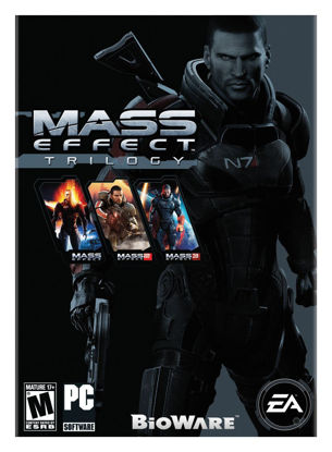 Picture of Mass Effect Trilogy  (Online PC Game)