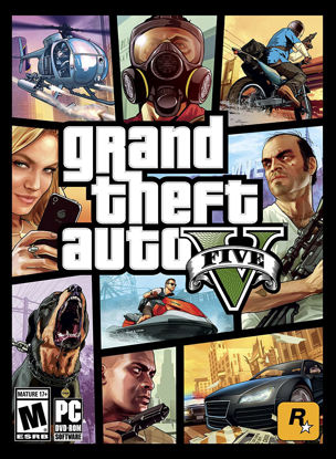 Picture of Grand Theft Auto V (PC Game)