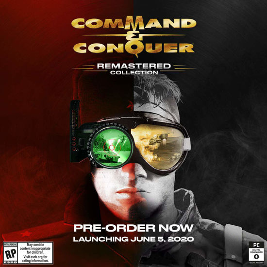Picture of Command and Conquer Remastered - (Online PC Game)