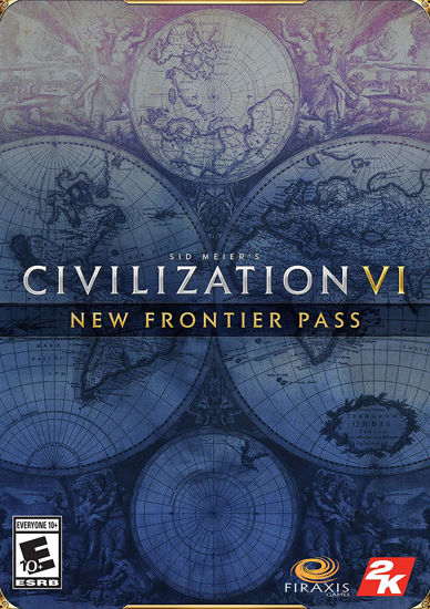 Picture of Civilization VI: New Frontier Pass (Online PC Game)