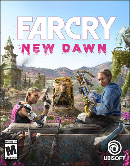 Picture of Far Cry New Dawn - Standard- (Online PC Game)