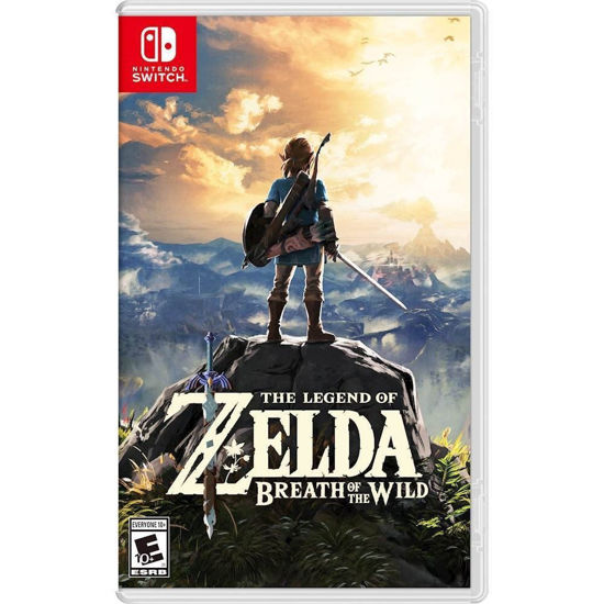 Picture of The Legend of Zelda: Breath of the Wild (Digital Code)