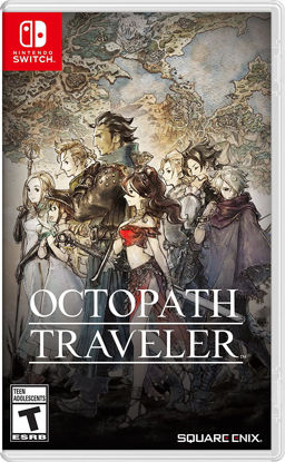 Picture of Octopath Traveler - Nintendo Switch (Digital Code)