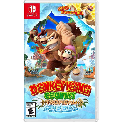 Picture of Donkey Kong Country: Tropic Freeze (Digital Code)