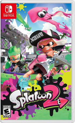 Picture of Splatoon 2 - Nintendo Switch (Digital Code)