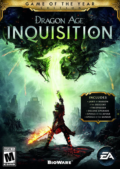 Picture of Dragon Age: Inquisition - Game of the Year Edition - PC (Digital Code)