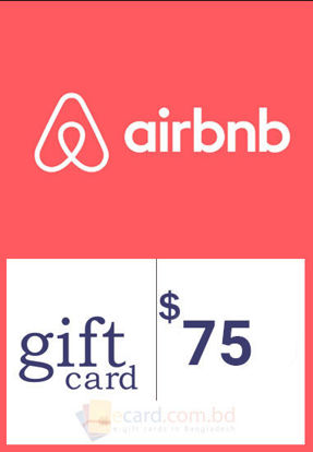 Picture of $75 Airbnb Gift Cards - Email Delivery