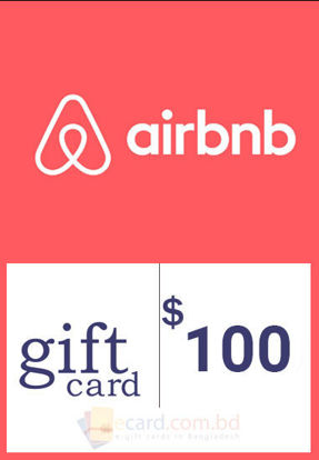 Picture of $100 Airbnb Gift Cards - Email Delivery