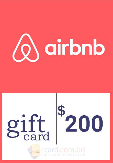Picture of $200 Airbnb Gift Cards - Email Delivery