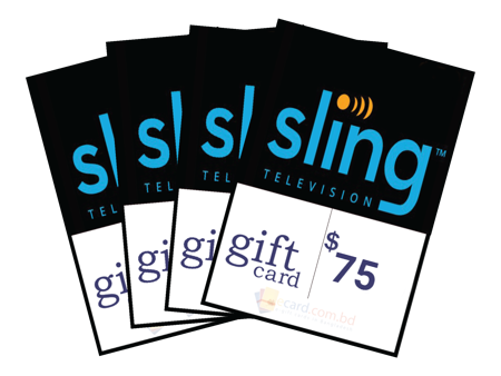 Picture for category Sling Gift Card
