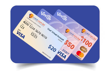Picture for category VISA/Master Cards